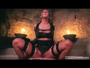 Movieporn.com - Cara Loft: Cock Raider with Ornella Morgan (Tomb Raider)