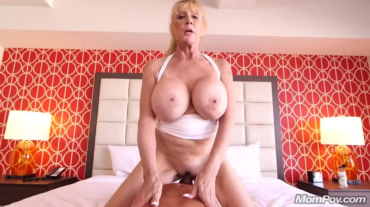 Latina Pov Riding Big Tits