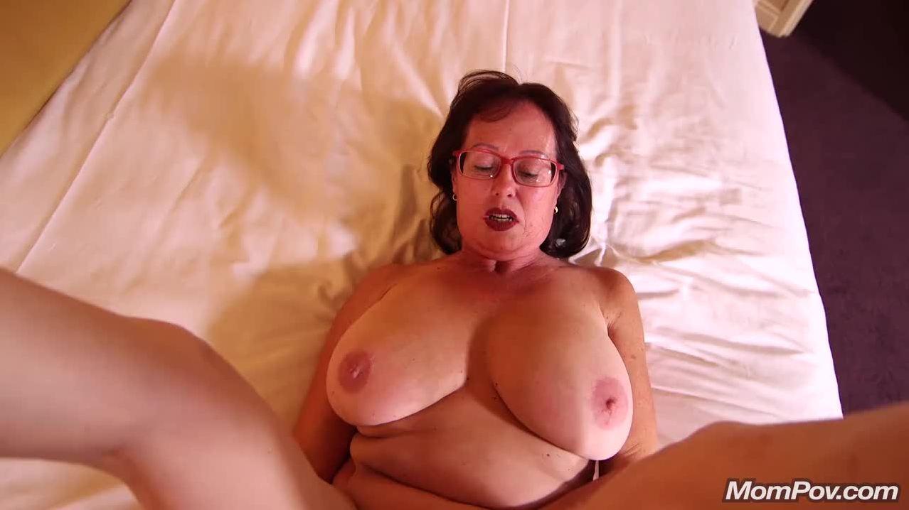 Big Tits Oiled Fuck Pov