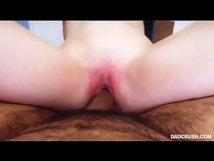 DadCrush - Danni Rivers (Spying On My Parents Fucking)