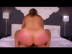MomPOV - Colette (51 year old swinger MILF with a tight ass)