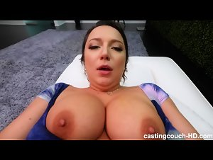 CastingCouch-HD - Chloe (Thick Ass Girl Takes Bbc)