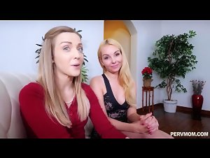PervMom - Karla Kush and Aaliyah Love (Step Aunt Seduced Me)