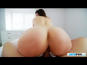 JaysPOV - Lexi Luna (Dreaming Of My Hot Step Moms Big Tits)