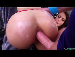 AllAnal - Gia Derza and Violet Starr (Violet And Gia's Anal Rematch)